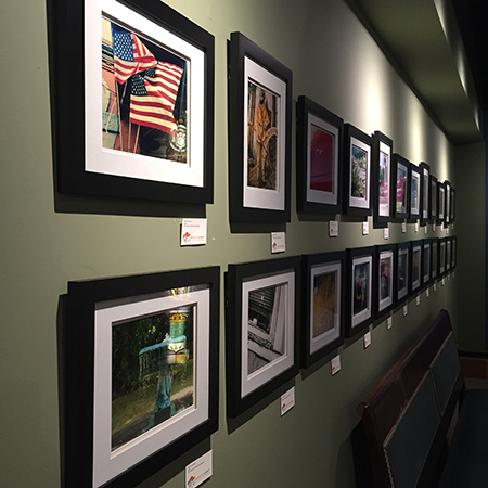 2015 Oregon City Aperture Scavenger Exhibtion